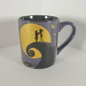 Nightmare Before Christmas Coffee Mug Jack Sally